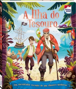HAPPY - Aventuras Clássicas - A Ilha Do Tesouro