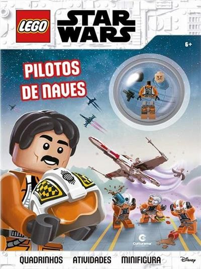 CUL - LEGO STAR WARS - PILOTOS DE NAVES