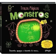 CAT - TRACOS MAGICOS - MONSTROS